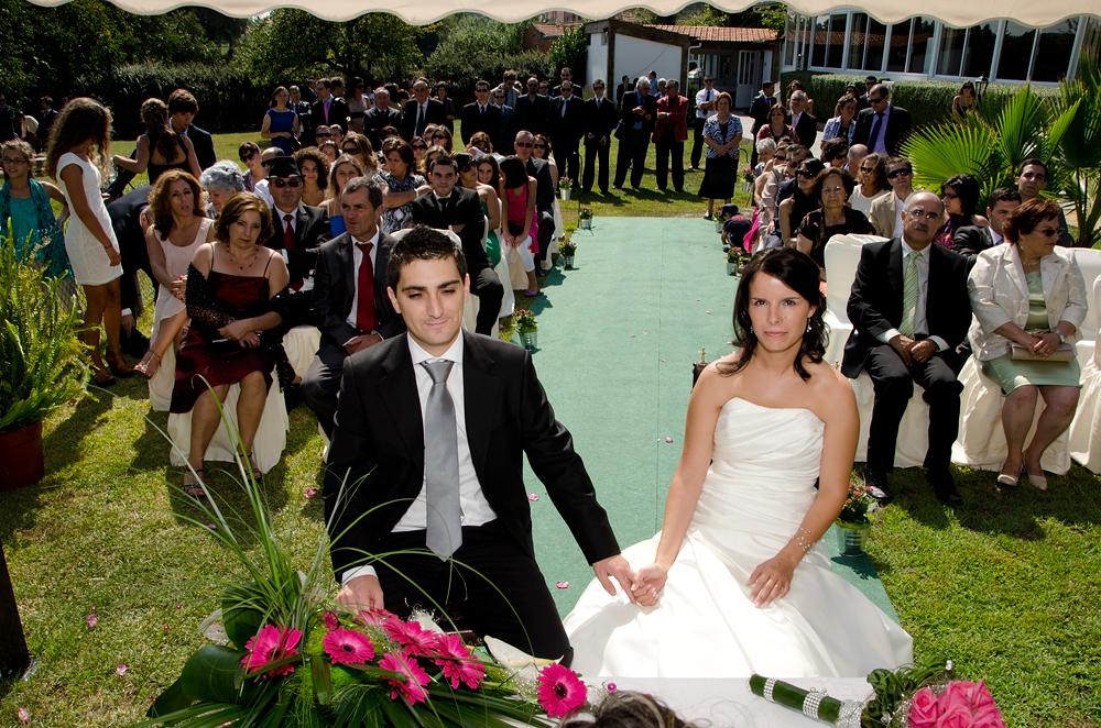 António & Claudia – Casamento