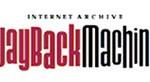 """Regresse ao passado através do """"Waybackmachine"""""""