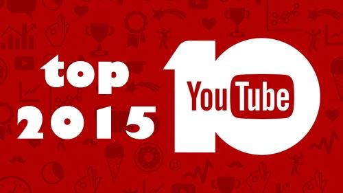 Os vídeos mais vistos no youtube em 2015