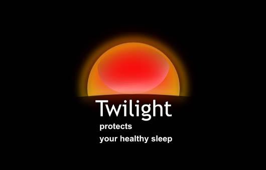 Proteja os seus olhos com o Twilight