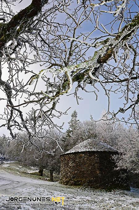 Poço da Neve em Cabeço do Pereiro