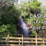 Cascata da Fraga de Água d'Alta - Orvalho