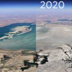 Já é possível observar a evolução da Terra nos últimos 37 anos